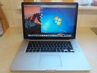 Apple MacBook A1278, Web-Cam, 13.3 Wide-Screen, Sierra OS X 10.12.2 Office 2016 Pro Plus, Wireless