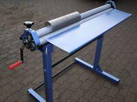 Bending Rolls / Roller - 1000 mm x 50 mm x 0.9 / 1.5mm + Stand