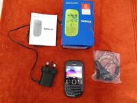 Nokia Asha 201 mobile phone