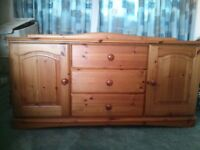 Pine Sideboard/unit