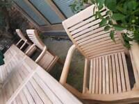 Beautifull hardwod chairs