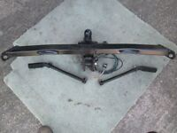 Tow Bar fits Mazda 2 2008 to 2014 - very good condition (Tow TrustTow Bar)