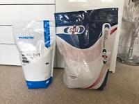 Brand new protein shakes