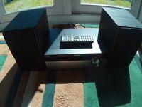 Sony Audio Micro System Hi-fi Bluetooth/CD/Aux/USB.