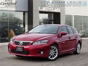 2013 Lexus CT 200h ** Sold ** Navigation **