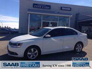 2012 Volkswagen Jetta Comfortline   No accidents