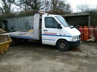 Volkswagen crafter recovery