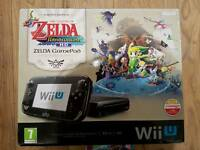 WII U 32gb - LIMITED EDITION ZELDA