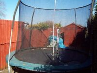 10ft Trampolines for sell