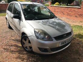 2006 FORD FIESTA 1.4 TDCi ZETEC 5 DOOR £30 ROAD TAX SERVICE HISTORY