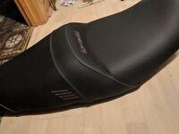Kawasaki GTR1400/ZZR1400 gel comfort seat.