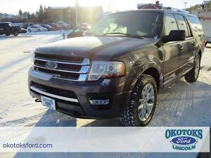 2016 Ford Expedition Max Limited Clean Carproof, 4WD, loaded...