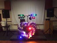 Karaoke-disco presenter