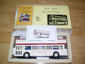 CORGI LEYLAND ATLANTEAN DEVON GENERAL