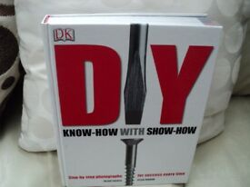 Large D.I.Y. manual. New. Cost £25.