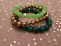 Set of 3 Accesorize bracelets