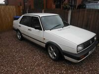 Vw Jetta 1991 Big Bumper Edition