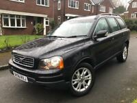 VOLVO XC90 XS AUTO 2007+DIESEL+LEATHER+GENUINE LOW MILEAGE+ONE OWNER**