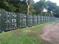 container storage to rent only £15/pw
