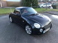 2004 daihatsu Copen convertible 12 months mot/3 months parts and labour warranty