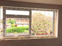 UPVC window 2310x1310 mm