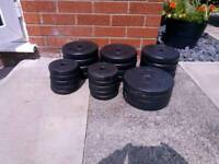 Weight plates 50kg