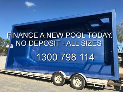NEW POOLS - FINANCE AVAILABLE - NO DEPOSIT