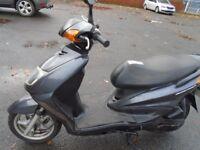 Yamaha Cygnus 2006 125 cc for sale