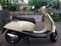 Junak Vintage 50cc (Lexmoto Viena)