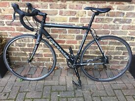 Cannondale CAAD8 Sora 54 cm Lightweight Road Bike - perfect winter runner!