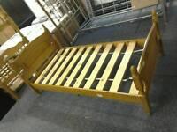 Single bed frame wooden #24828 £59