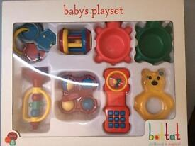 Battat baby and kids playset