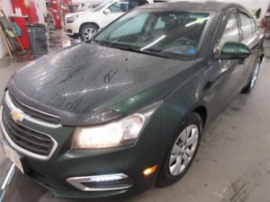 2015 Chevrolet Cruze LT! B-UP CAM! BLUETOOTH! ONSTAR AVAILABLE!