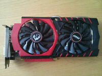 MSI GeForce GTX 970 Twin Frozr GAMING 4G