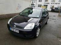 05 PLATE FORD FIESTA. 1.4 TDCI DIESEL. £30 A YEAR TAX. PX WELCOME