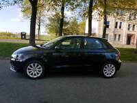 AUDI A1 Black Sport IMMACULATE CONDITION IN AND OUT, 12 MONTHS MOT TAX FREE FULL SERVICE HISTORY