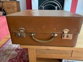 Vintage 1950's Antler Suitcase/Travel Wardrobe