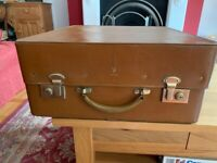 Vintage 1950's Antler Suitcase/Travel Wardrobe