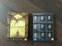 Game of Thrones DVD Boxset Seasons 5/6