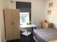 COSY DOUBLE ROOM available NOW in LEYTON!