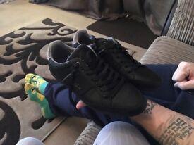 Mens lacoste shoes size 8