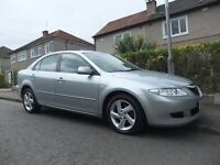 2005 MAZDA 6 TS2 5 DOOR HATCHBACK WITH BOSE SOUND SYSTEM +++LOW MILEAGE WITH FULL SERVICE HISTORY++