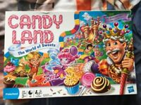 Children's Board Games (Candyland and Doc McStuffins Operation)