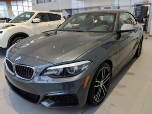 2018 BMW 2 Series M240i xDrive *PREMIUM PACK AMÉLIORÉ*