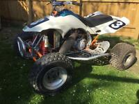 Phillips Race quad 2 stroke Trx250r