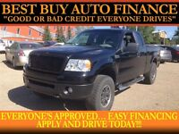 2008 Ford F-150 XLT with box cover and rims !!!!