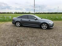 Audi A6 C7 2.0tdi S-line Auto Selfpark technology