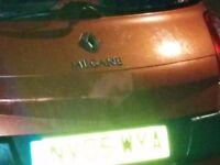 Renault megane 2005 spaires or repaired