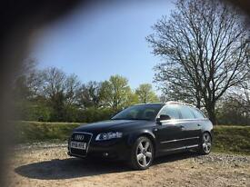 Audi A4 Avant S Line 2.0tdi 170 black