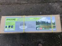 12ft Trampoline Enclosure - As new, Still in Box, never used